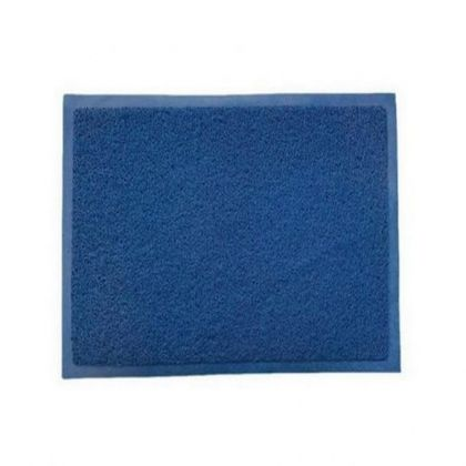 Rubber Mat Blue